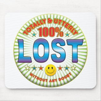 Lost Totally Mouse Pads