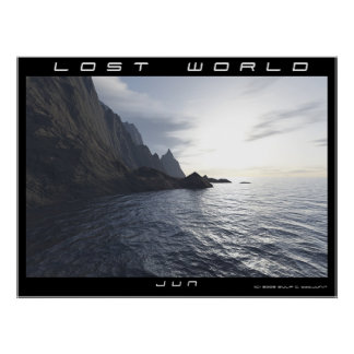 Lost World Poster