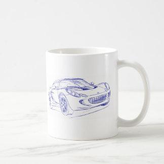 Lot Elise 2nd gen sketch Coffee Mug