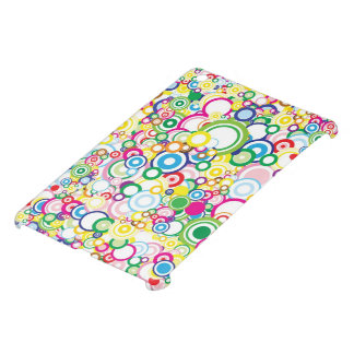 Lot of vivid circles iPad mini case