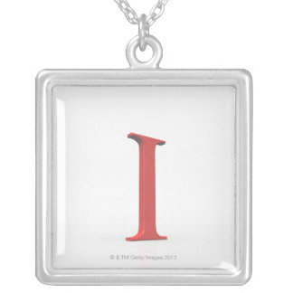 Lota 2 silver plated necklace