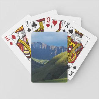 Lotheni, Ukhahlamba / Drakensberg Park Playing Cards