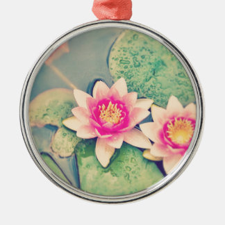 Lotos Flower Christmas Ornament