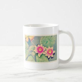 Lotos Flower Coffee Mug