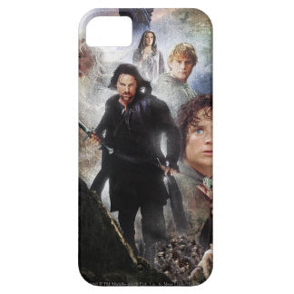 LOTR Character Collage iPhone 5 Cases