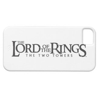 LOTR horizontal logo Barely There iPhone 5 Case