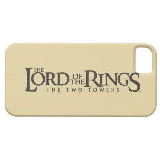LOTR horizontal logo iPhone 5 Cases