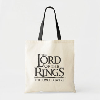 LOTR Stacked Logo Budget Tote Bag