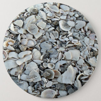 Lots And Lots Of Seashells 6 Cm Round Badge