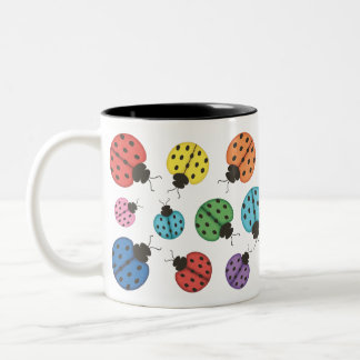 Lots O Ladybugs Coffee Mug