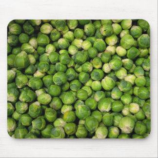 Lots of Brussels Sprouts Mouse Mat