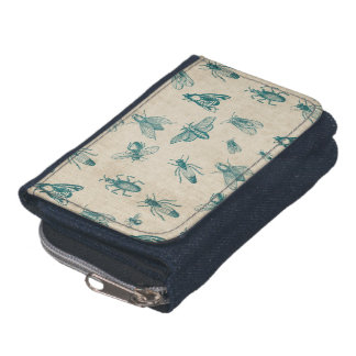 Lots of Bugs Background Wallet