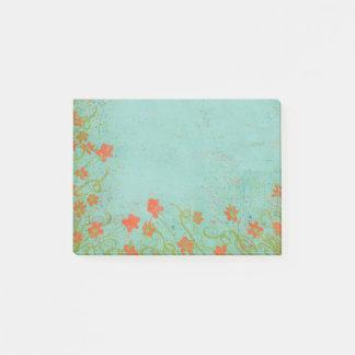 Lots of Fabrics - Seaside Mini Binder Post-it Notes
