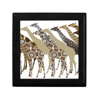 Lots of Giraffes Design 3 Gift Box