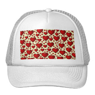 Lots of Hearts Hat