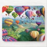 Lots Of Hot Air Balloons Mousepad