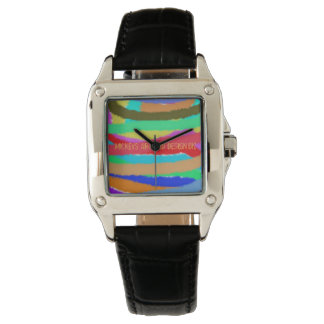 Lots of Lines, by Mickeys Art And Design Watch