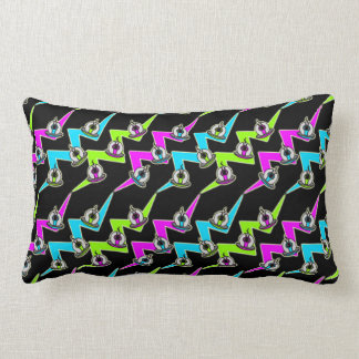 Lots of Little Aliens Lumbar Cushion