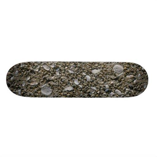 Lots Of Little Stones Skateboard