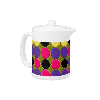 Lots of Spots Teapot