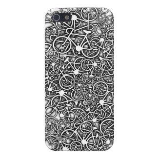 Lotsa Bikes - Cyclist's iPhone 5/5S Case