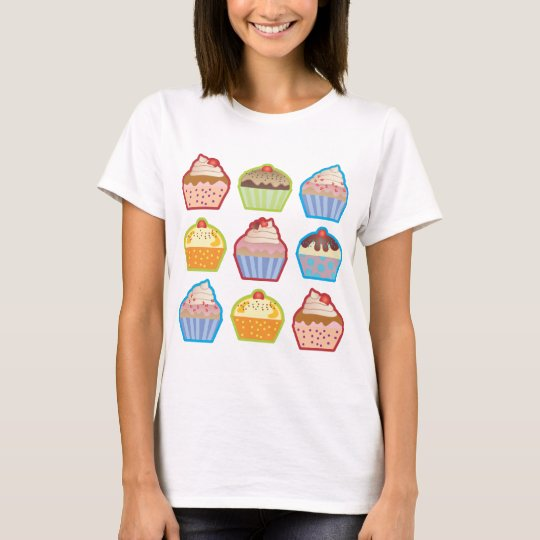 Lotsa Cupcakes T-Shirt