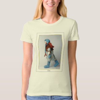 Lotta - Ladies Organic Fitted T-Shirt - Natural
