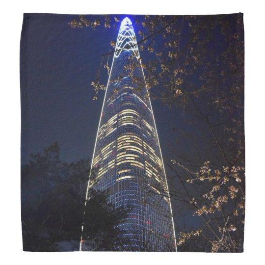 Lotte World Tower Bandana