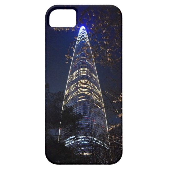 Lotte World Tower in South Korea Case For