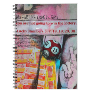 Lottery Winning Notebook