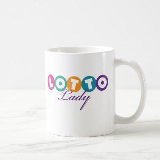 Lotto Lady Mug
