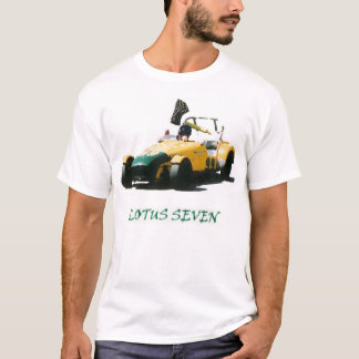 Lotus 7 racing T-Shirt