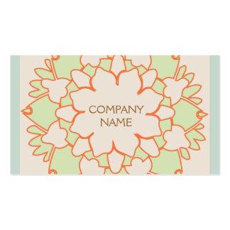 Lotus Alternative Medicine Healing Business Card