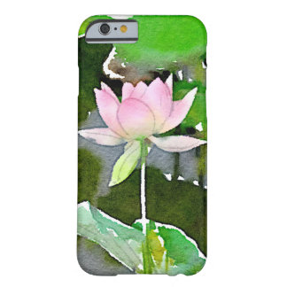 Lotus blossom barely there iPhone 6 case