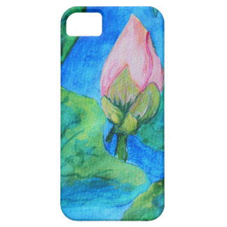 Lotus Blossom iPhone 5 Covers