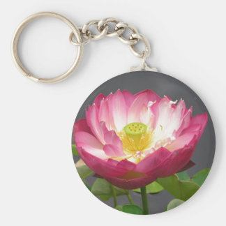 LOTUS BLOSSOM KEY CHAIN
