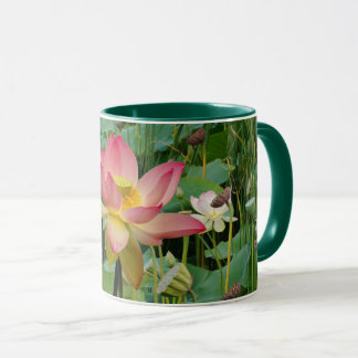 Lotus Blosson Mug 2