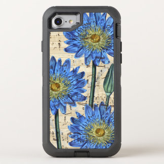 Lotus Blue Dream OtterBox Defender iPhone 7 Case