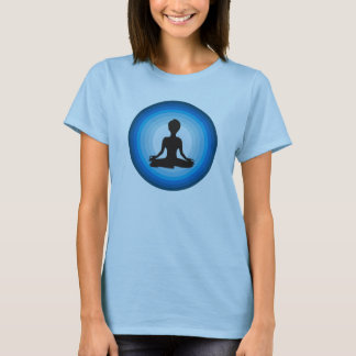 Lotus Blue T-Shirt