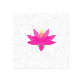 Lotus canvas