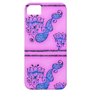 lotus iPhone 5 cover