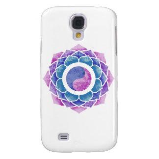 Lotus Samsung Galaxy S4 Cases