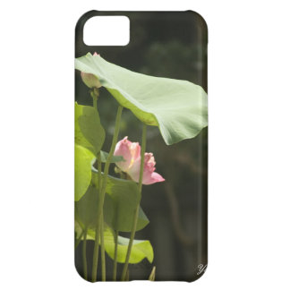 Lotus Cover For iPhone 5C