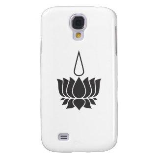 Lotus Galaxy S4 Cases