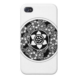 Lotus Design iPhone 4/4S Case