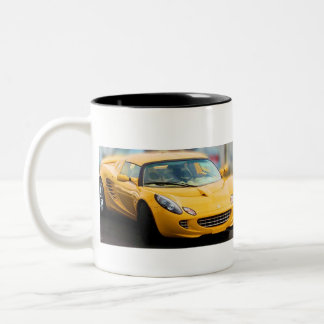 LOTUS ELISE COFFEE CUP