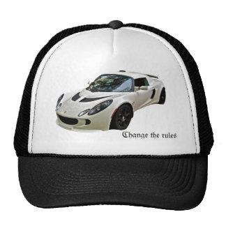 Lotus Exige - Change the rules Cap