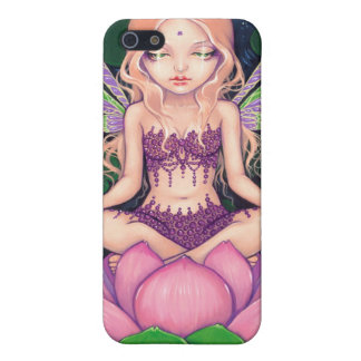 """Lotus Fairy"" iPhone 4 Case"
