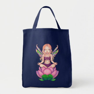 Lotus Fairy yoga Bag