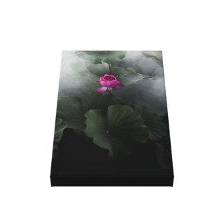 Lotus Fairyland Photographic Art -14 Canvas Print